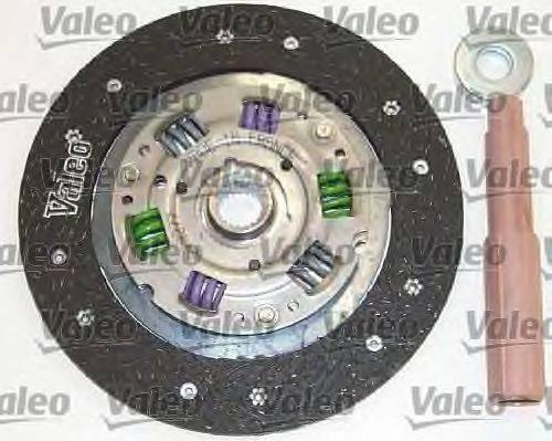 Комплект сцепления VALEO 006731