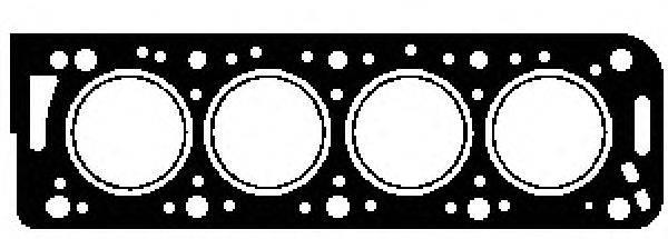 GLASER (НОМЕР: H02360-00) Прокладка, головка цилиндра