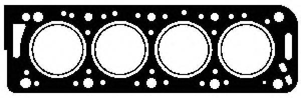 GLASER (НОМЕР: H12360-10) Прокладка, головка цилиндра