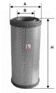 SOFIMA (НОМЕР: S 1840 A) Воздушный фильтр