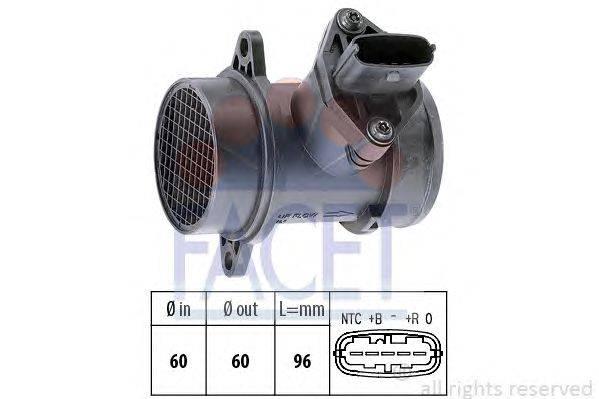 Расходомер воздуха FACET 10.1158