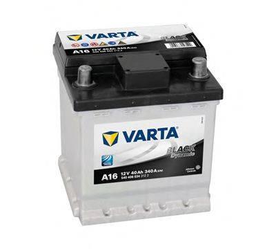 Стартерная аккумуляторная батарея; Стартерная аккумуляторная батарея VARTA 5404060343122