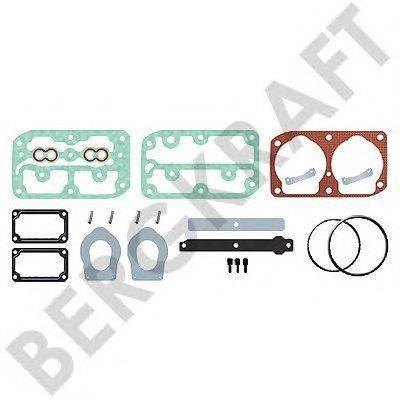 Уплотнительное кольцо, выпуск масла (компрессор) BERGKRAFT BK1500501AS