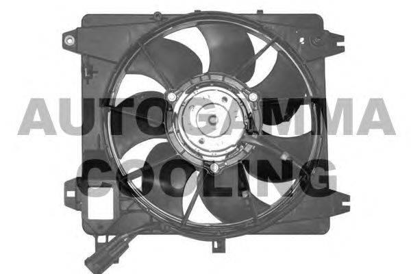 Вентилятор, охлаждение двигателя AUTOGAMMA GA200315