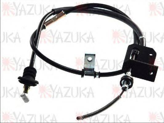 YAZUKA (НОМЕР: C78030) Трос, стояночная тормозная система