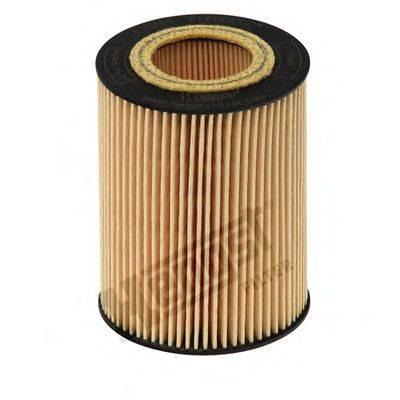 Масляный фильтр HENGST FILTER E106H D171