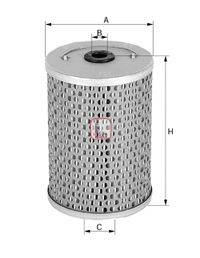 SOFIMA (НОМЕР: S 2080 PO) Масляный фильтр