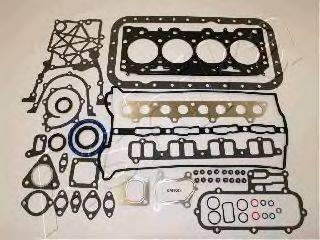 ASHIKA (НОМЕР: 49-0K-K03) Комплект прокладок, двигатель