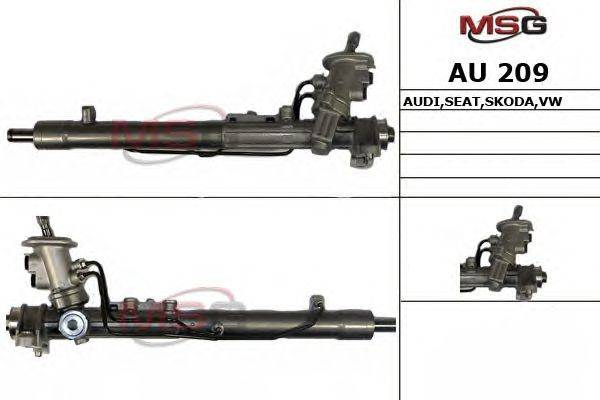 Рулевой механизм MSG AU 209