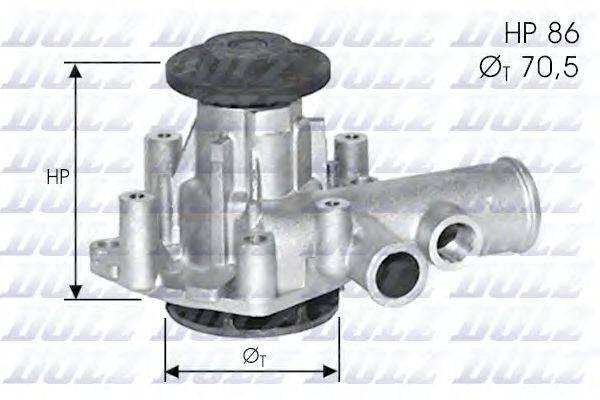 Водяной насос DOLZ A144