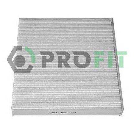 Фильтр, воздух во внутренном пространстве PROFIT 15201027