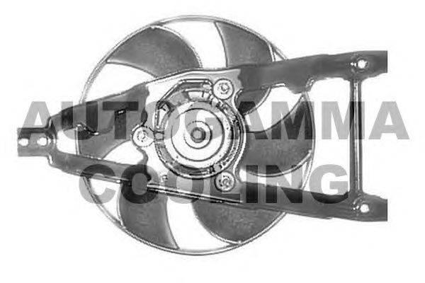 Вентилятор, охлаждение двигателя AUTOGAMMA GA201189