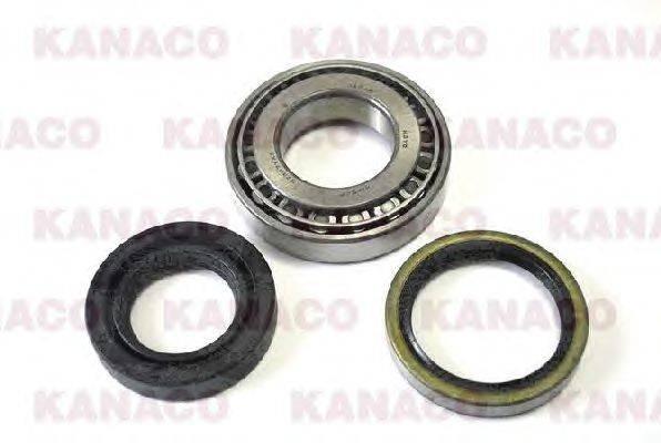 KANACO (НОМЕР: H25004) Комплект подшипника ступицы колеса