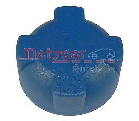 METZGER (НОМЕР: 2140050) Крышка, резервуар охлаждающей жидкости