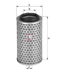 SOFIMA (НОМЕР: S 1050 A) Воздушный фильтр