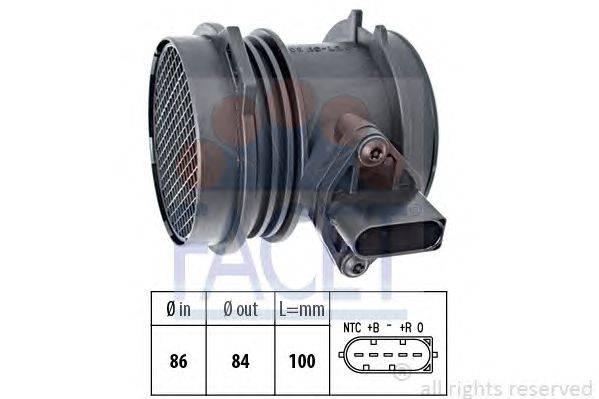 Расходомер воздуха FACET 10.1064