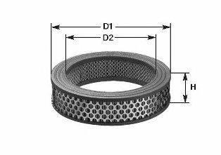 Воздушный фильтр CLEAN FILTERS MA140