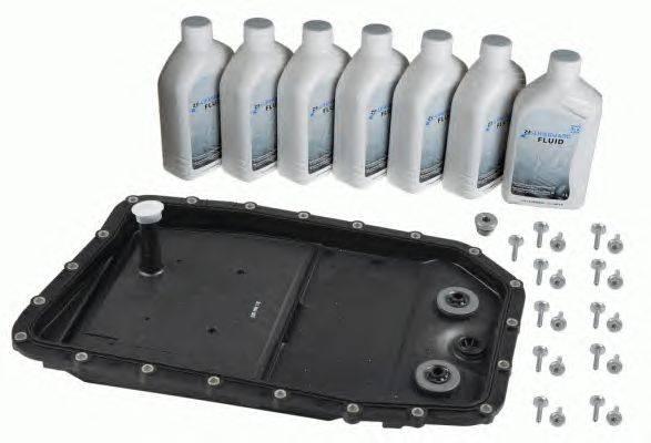 Комплект деталей, смена масла - автоматическ.коробка передач ZF Parts 8700 252