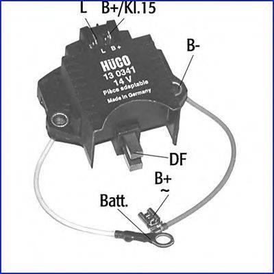 Регулятор генератора HÜCO 130341