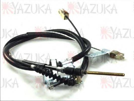 YAZUKA (НОМЕР: C72247) Трос, стояночная тормозная система
