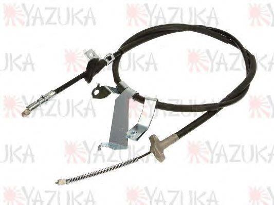 YAZUKA (НОМЕР: C74111) Трос, стояночная тормозная система