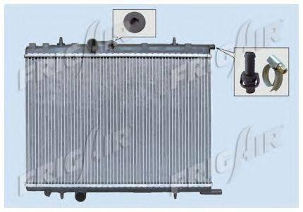 Радиатор, охлаждение двигателя FRIGAIR 0103.3056