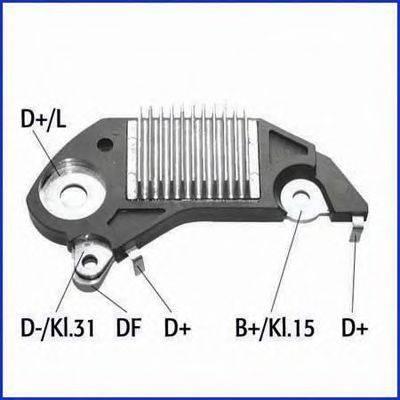 Регулятор генератора HÜCO 130019