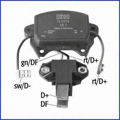 Регулятор генератора HÜCO 130374