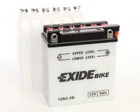 Стартерная аккумуляторная батарея EXIDE 12N5-3B