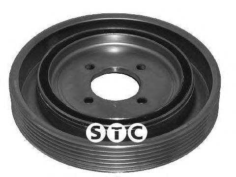 Ременный шкив, коленчатый вал STC T402927