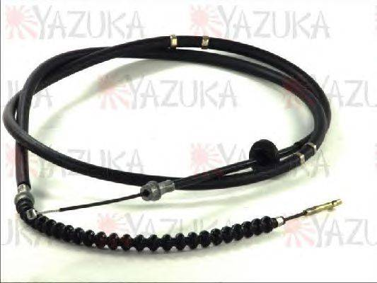 YAZUKA (НОМЕР: C72238) Трос, стояночная тормозная система