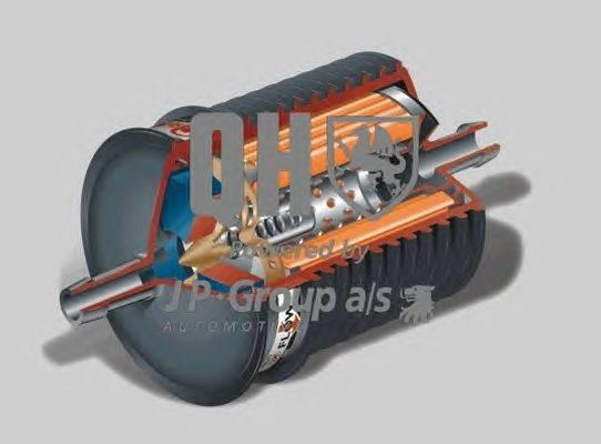 JP GROUP (НОМЕР: 1145150309) Гидрофильтр, рулевое управление