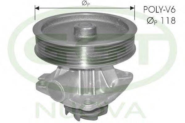Водяной насос GGT PA10926