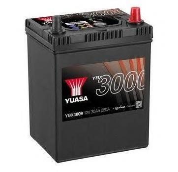 Стартерная аккумуляторная батарея YUASA YBX3009