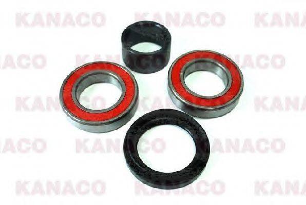 Комплект подшипника ступицы колеса KANACO H10001
