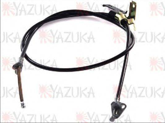 YAZUKA (НОМЕР: C72202) Трос, стояночная тормозная система