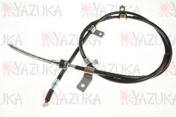 YAZUKA (НОМЕР: C75111) Трос, стояночная тормозная система