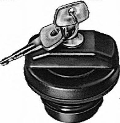 HELLA (НОМЕР: 8XY 006 481-001) Крышка, топливной бак