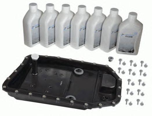 Комплект деталей, смена масла - автоматическ.коробка передач ZF Parts 8700 250