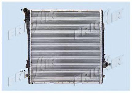 Радиатор, охлаждение двигателя FRIGAIR 0102.3108