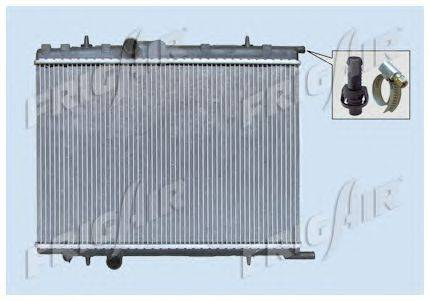Радиатор, охлаждение двигателя FRIGAIR 0103.3057