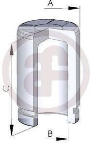 Поршень, корпус скобы тормоза AUTOFREN SEINSA D025117