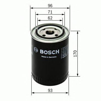 BOSCH (НОМЕР: 0 451 203 010) Масляный фильтр
