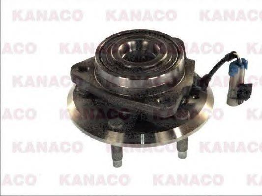 Комплект подшипника ступицы колеса KANACO H10090