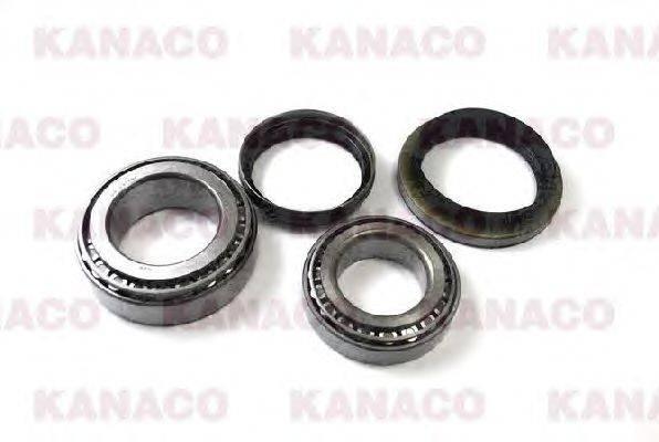 Комплект подшипника ступицы колеса KANACO H11003