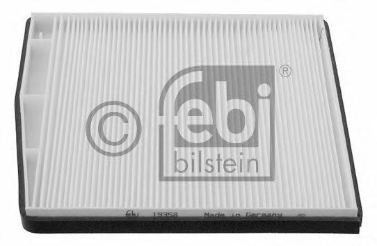 Фильтр, воздух во внутренном пространстве FEBI BILSTEIN 19358