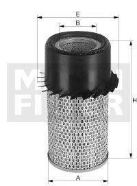 Воздушный фильтр MANN-FILTER C 11 005