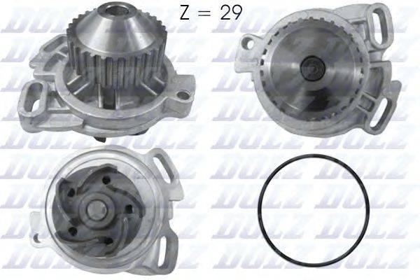 Водяной насос DOLZ A158