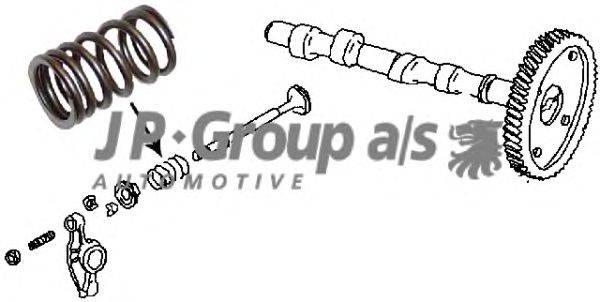 JP GROUP (НОМЕР: 8111351306) Пружина клапана