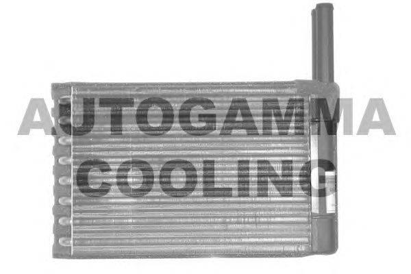 Теплообменник, отопление салона AUTOGAMMA 102437